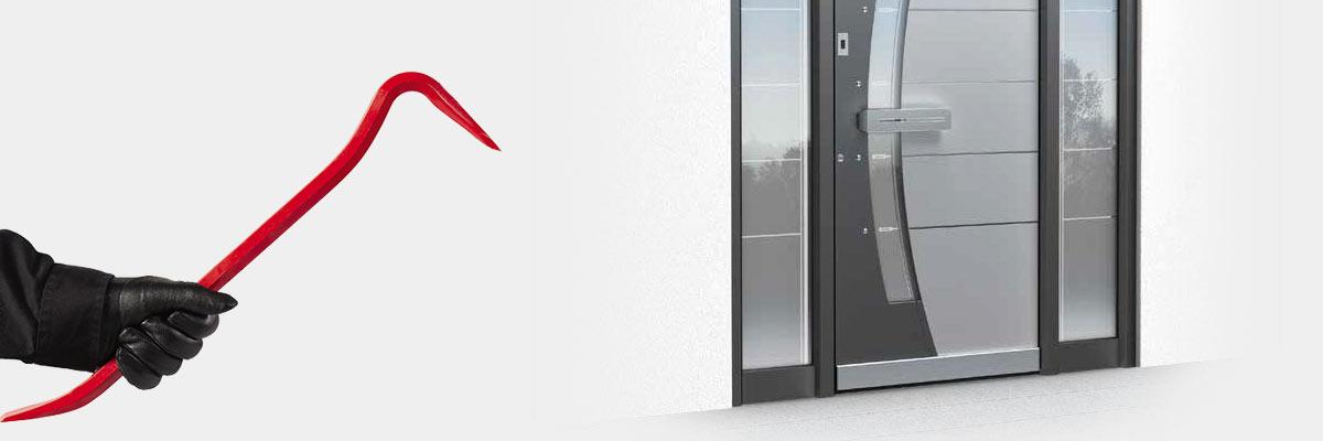 aluminium door, are aluminium doors secure
