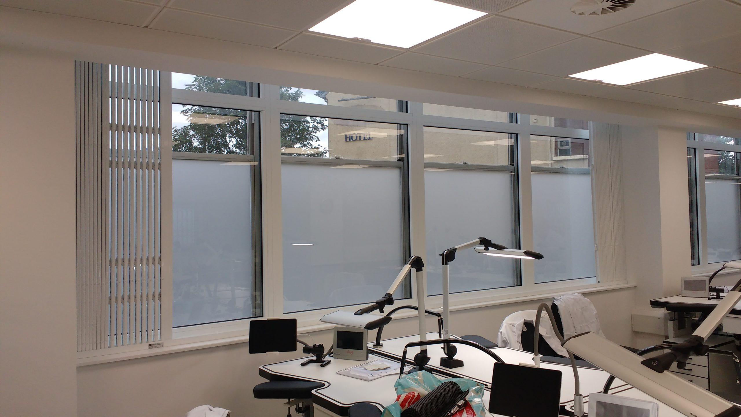 retractable window grille installation